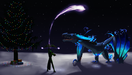 Riders of Icarus: White Christmas by Anutwyll