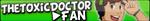 TheToxicDoctor FAN BUTTON! by TheToxicDoctor