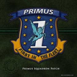 BSG Primus Patch by vectorgeek