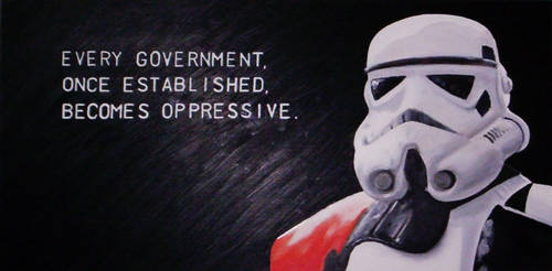 Every government ... by unordained