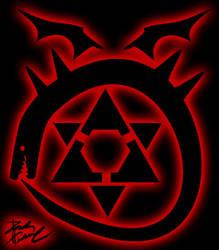 Transmutation Circle 4 by BlueFve