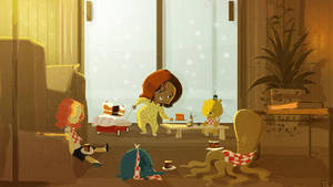 ThanksGiving for everyone by PascalCampion