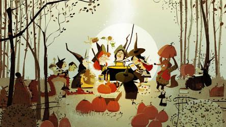Pumpkin Soup by PascalCampion