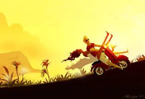 Cruising by PascalCampion