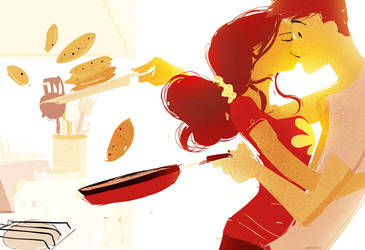 Pancakes by PascalCampion
