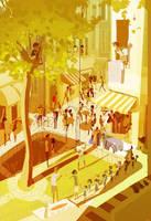 Vie de Quartier by PascalCampion
