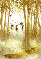 Down in Wonderland by PascalCampion