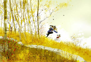 Let the wild things out by PascalCampion