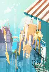 Spring Break by PascalCampion
