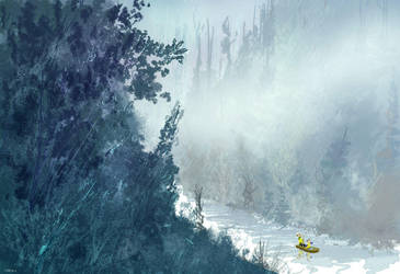 Down the River. by PascalCampion