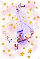 Starcatchers by PascalCampion