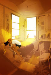 Rise and Shine... by PascalCampion