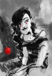 Les Parisiennes: Juliette. by PascalCampion