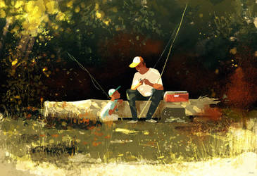 It's complicated. by PascalCampion