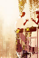 It's tea time somewhere. by PascalCampion