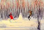 Do you want to build a snowman? by PascalCampion