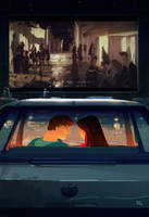 Drive in. by PascalCampion