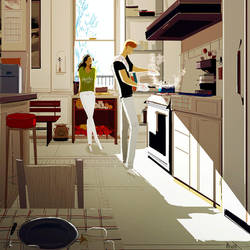 Home cooked. by PascalCampion