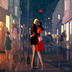 Another night out. by PascalCampion