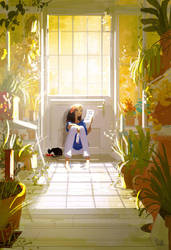 Special places for special letters. by PascalCampion