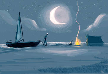 Away by PascalCampion