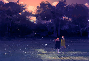 Shrinking light. by PascalCampion