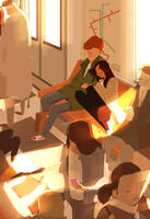 Comfy cosy. by PascalCampion