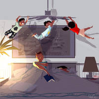 Time to rethink our sleep training strat by PascalCampion