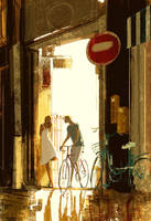 Friday night ride. by PascalCampion