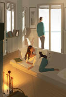 Home by the North Sea by PascalCampion