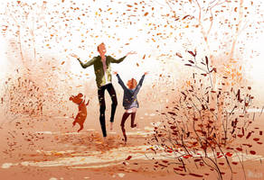 The great Outside! by PascalCampion