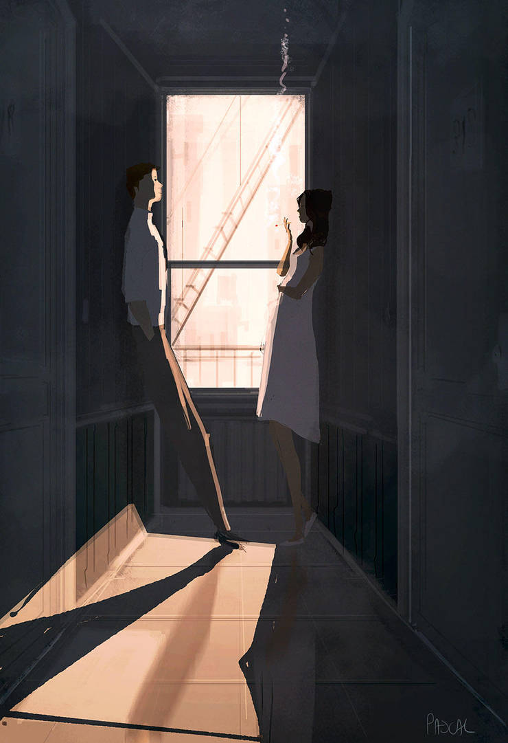 Relax  it s just a smoke by PascalCampion