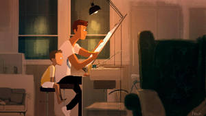 The lesson. by PascalCampion