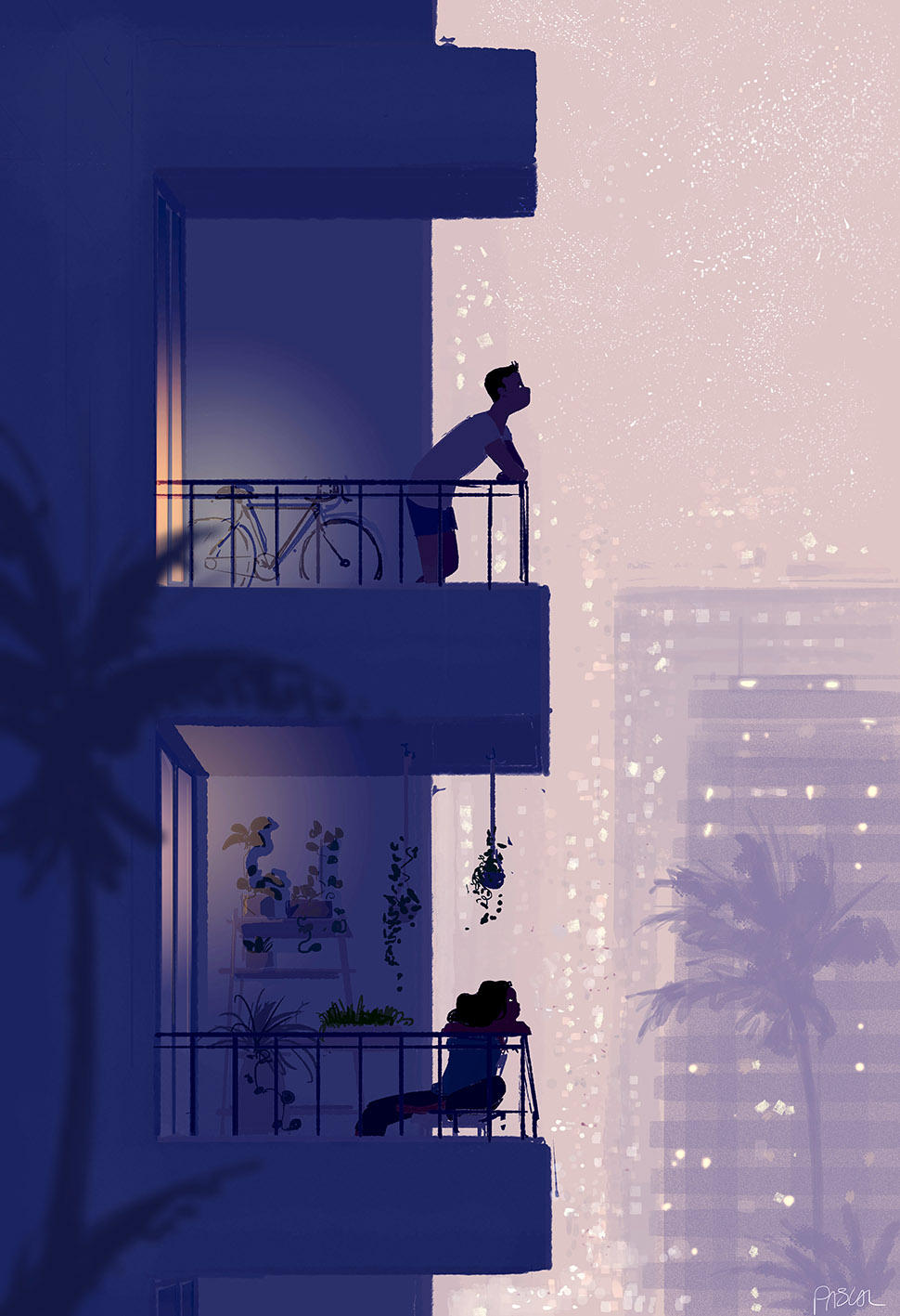 The Early hours by PascalCampion