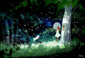 Midsummer by PascalCampion