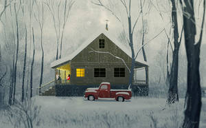Just for a few days by PascalCampion