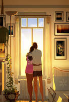 ...and we were up all night... by PascalCampion