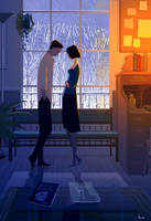 Hold me... by PascalCampion