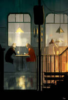 Diner. by PascalCampion