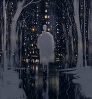 The Stranger by PascalCampion
