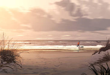 Drowning out the noise by PascalCampion