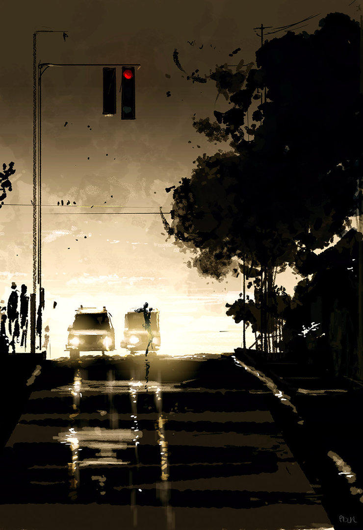The After Rain. by PascalCampion