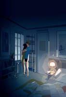 Midnight. by PascalCampion
