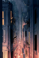 Off Broadway Front row. by PascalCampion