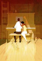 Music man. by PascalCampion