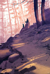 And then you stop, you sit and you take it all in. by PascalCampion