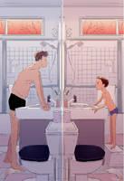 Mirror mirror by PascalCampion