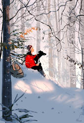 So long winter, see you next year. by PascalCampion