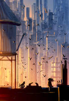 Flight risk by PascalCampion