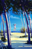 Vamos a la playa by PascalCampion